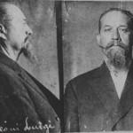 Italian-American insurrectionist anarchist Luigi Gaellani. Borrowed from libcom.org http://libcom.org/history/fragment-luigi-galleanis-life